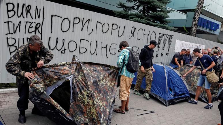 СТРАНА.ua: украинский Нацсовет по телевидению превратился в инструмент давления на СМИ