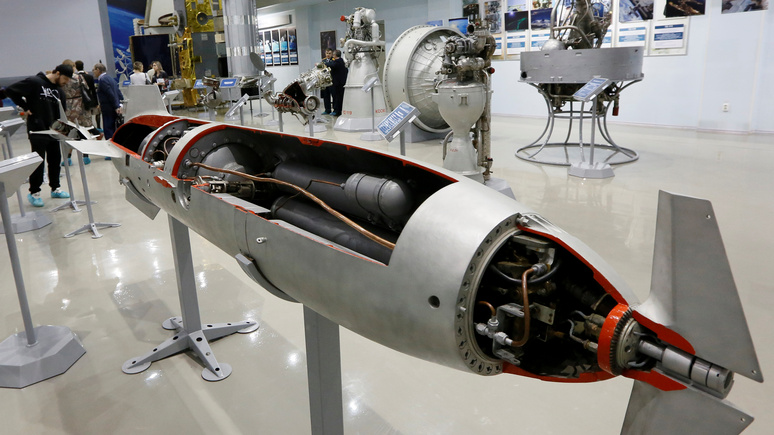 Express: Россия стряхнула пыль с проекта Сахарова — торпеды с ядерной боеголовкой