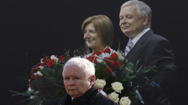 Onet: Качиньский решил не судиться с Россией — боится реакции поляков