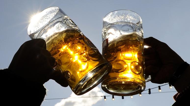 CNBC: Великобритании грозит лето без пива — не хватает двуокиси углерода