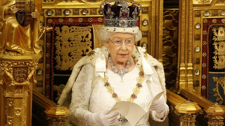 Times: британские власти «втайне» подготовились к похоронам королевы