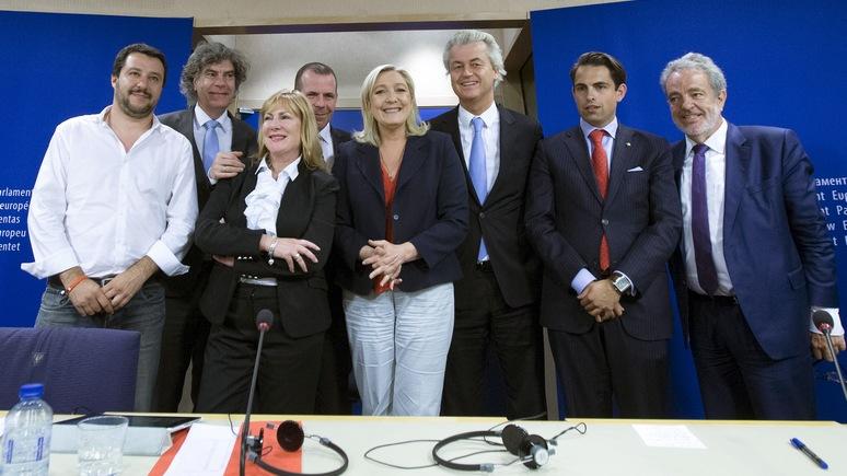 Guardian: итальянский министр мечтает о националистическом интернационале в Европе