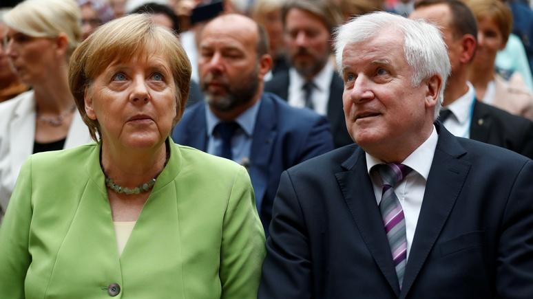 Bild: миграционный «детектив» грозит немцам потерей правительства