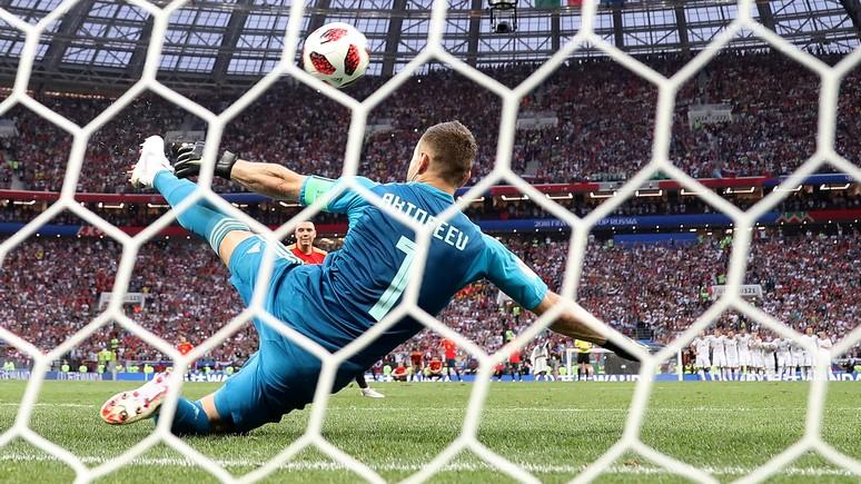 Вести: матч Испания — Россия стал лидером украинского телеэфира