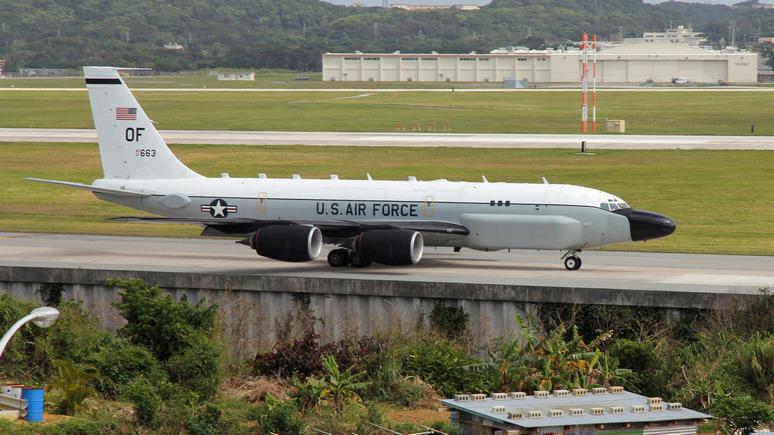 DN: летающие над Россией американские разведчики износились и постоянно ломаются