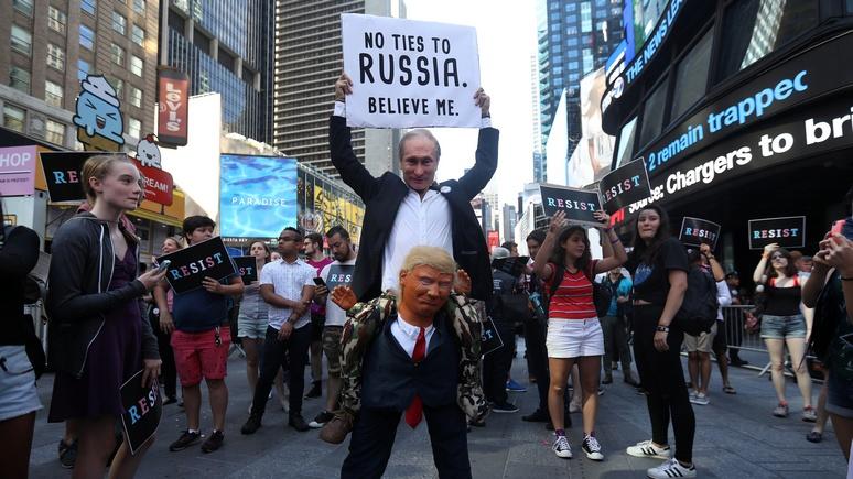Bloomberg: сенаторы США поддержали выводы разведки о роли России в избрании Трампа
