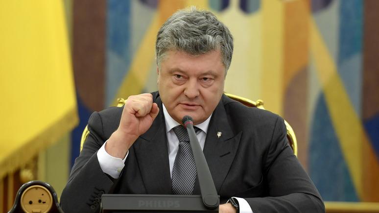 Порошенко призвал к независимости от «церкви страны-агрессора»