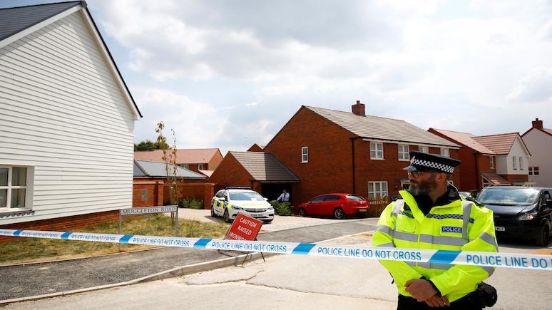 Evening Standard: у отравленных в Эймсбери мог быть прямой контакт с заражённым предметом