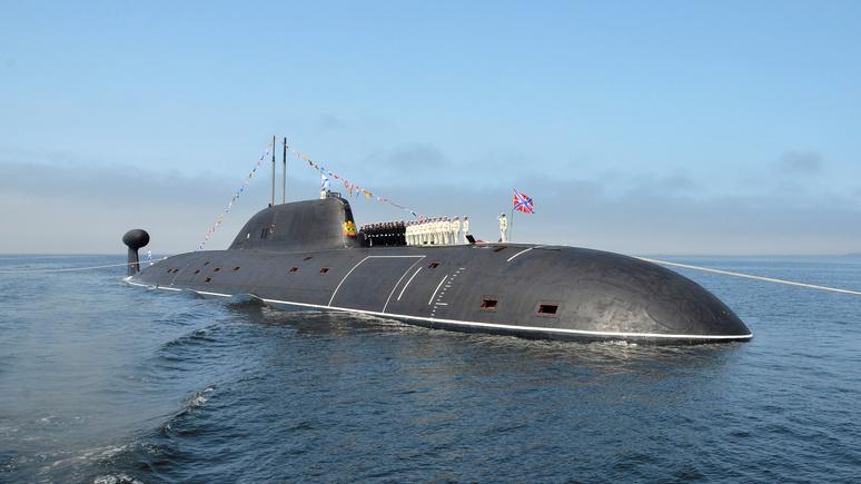 Economic Times: Россия предложила Индии совместно проектировать и строить подводные лодки
