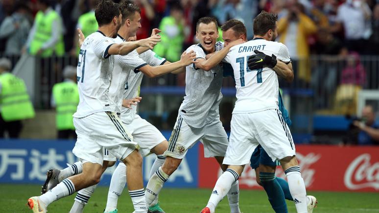 Eurosport: «скромная Россия» — это худшее, что могло достаться сборной Хорватии
