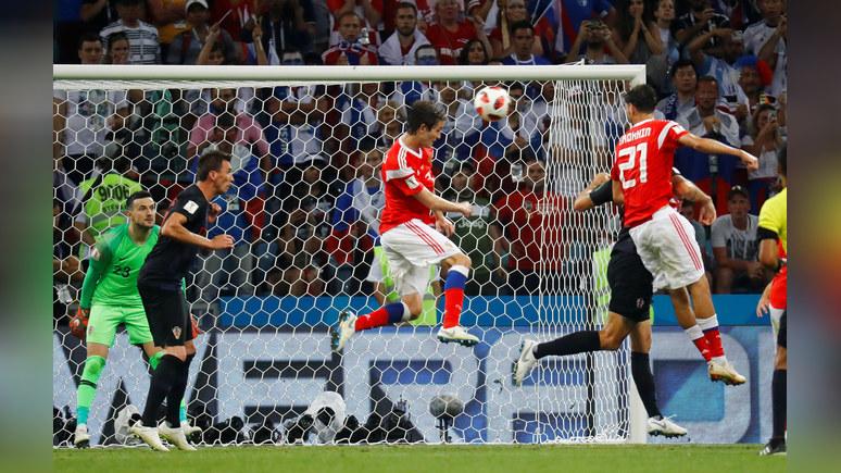Le Monde: «футбольное чудо подошло к концу» — сборная, превзошедшая все ожидания, выбыла из турнира