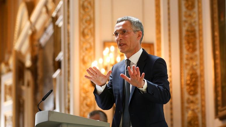 Столтенберг заверил Bild, что Трамп не пытается развалить НАТО