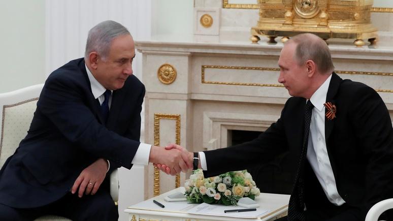 i24News: Нетаньяху рассказал, о чём он будет говорить на встрече с Путиным