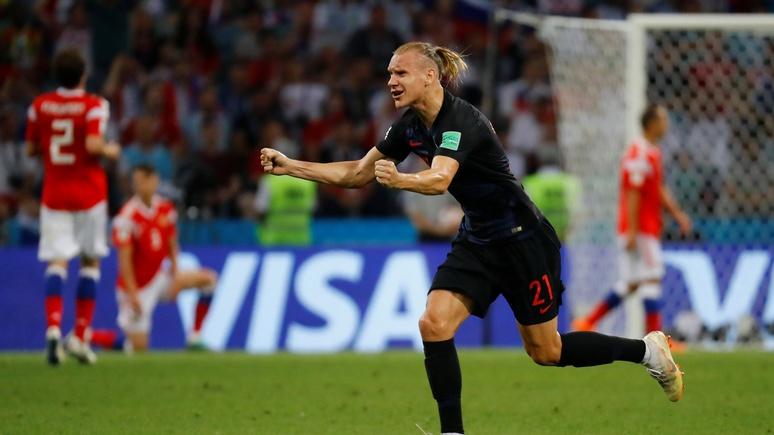 ESPN: хорватский футболист отделался лишь предупреждением от ФИФА за лозунг «Слава Украине»