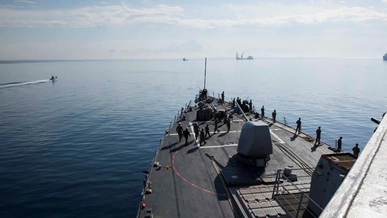 Sky News: британский флот защитит Северную Атлантику от «российской угрозы»