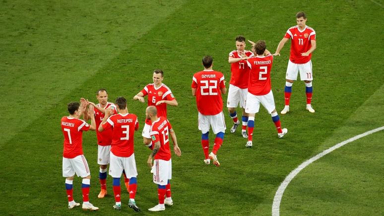 Daily Mail: российских футболистов обвинили в использовании... нашатыря