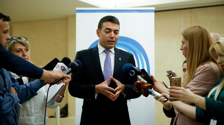 Глава МИД Македонии: НАТО России больше не враг