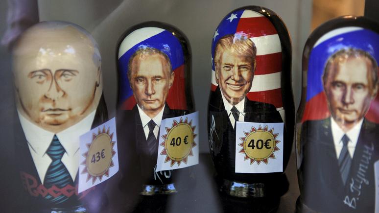 Rzeczpospolita: Европа без ЕС вполне устраивает как Путина, так и Трампа