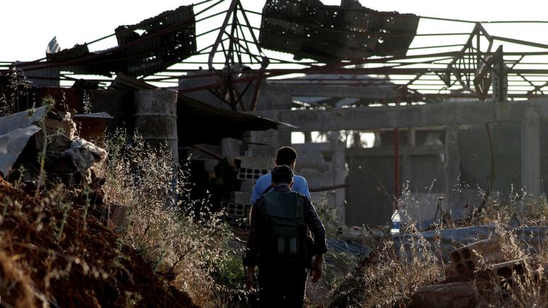 DWN: Сирия и Россия выбили террористов из провинции, где всё началось