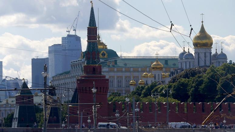 Rzeczpospolita: мечта Трампа — построить шикарный отель напротив Кремля