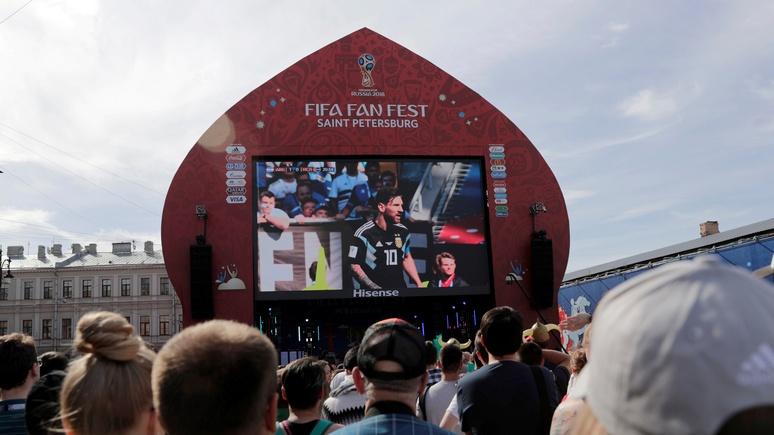 N-TV: Россия защитила чемпионат мира от 25 миллионов кибератак