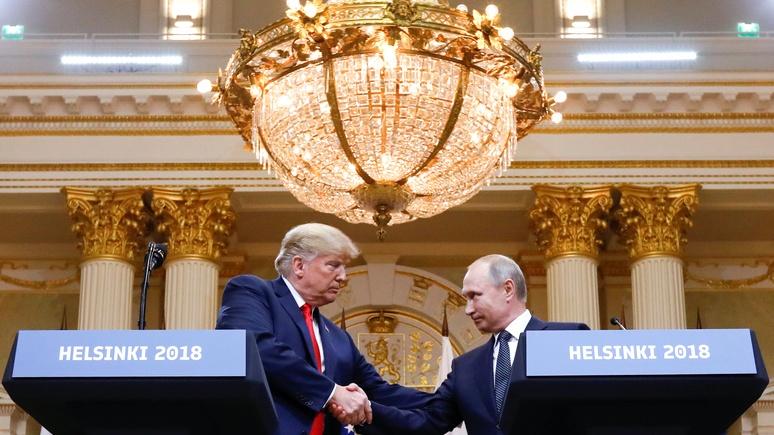 Конец российской изоляции и очередной «сговор» — мировые СМИ о встрече в Хельсинки