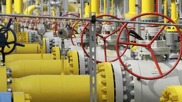 Bloomberg: Россия побила рекорд по поставкам газа в Европу