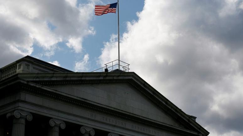 Bloomberg: Россия больше не входит в число крупнейших держателей гособлигаций США