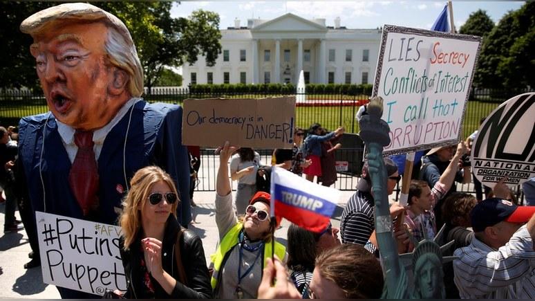 Опрос NBC: при Трампе антироссийские настроения среди американцев только выросли