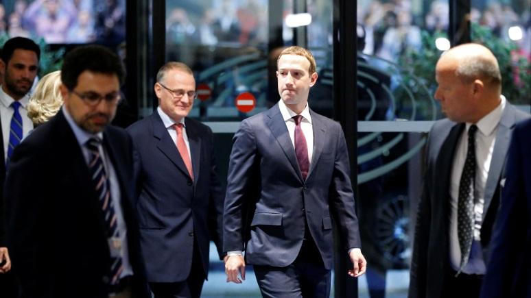 CNBC: Цукерберг подтвердил «российское вмешательство» через Facebook