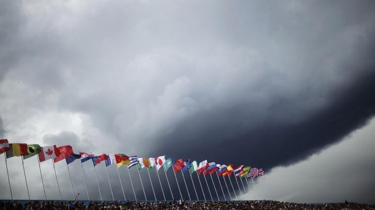 Luzerner Zeitung: саммит в Хельсинки принёс в Восточную Европу политическую непогоду