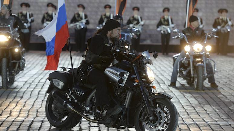 Wyborcza: байк-движение «Ночные волки» намерено покорить Словакию