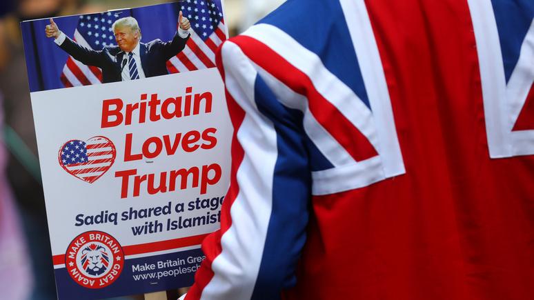 Times: британским политикам не хватает амбиций лидеров-автократов — таких как Путин и Трамп