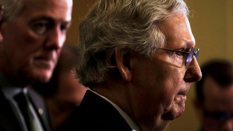 Bloomberg: американские сенаторы грозят России новыми санкциями