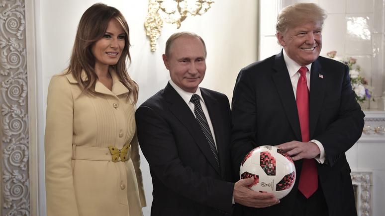 СNET: в подарке Трампу от Путина действительно обнаружили чип — но для слежки он непригоден