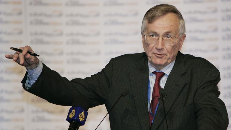 Лауреат Пулитцеровской премии: все разговоры о вмешательстве России в выборы — нелепы