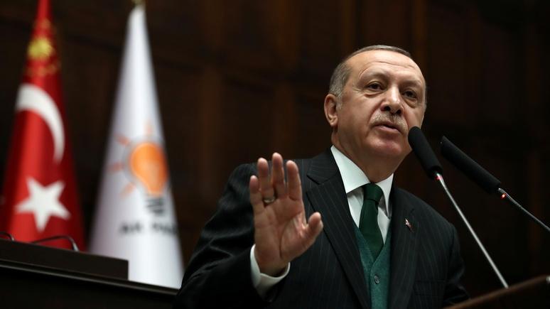 Hürriyet: Эрдоган пригрозил США потерей союзника в лице Турции