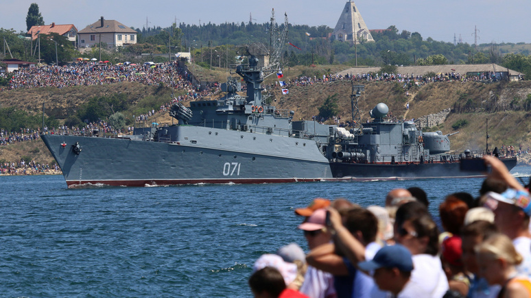 Newsweek: Россия стремительно расширяет флот — к концу года в строй войдут 26 новых судов