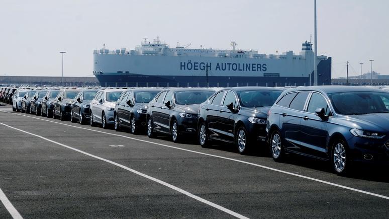 Deutsche Wirtschafts Nachrichten: торговая война с США грозит Европе расколом