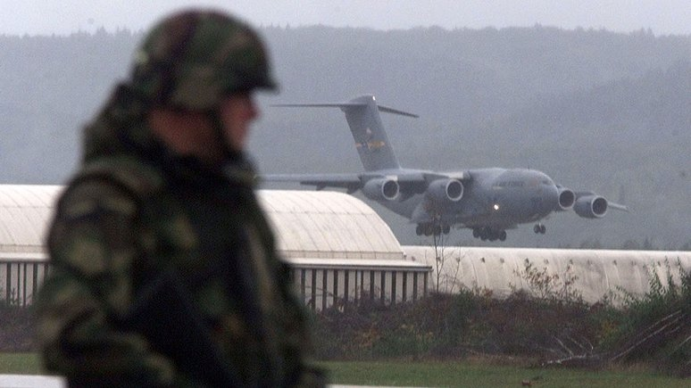 NI: США встревожены — их военные объекты в Европе на «энергетическом крючке» у России