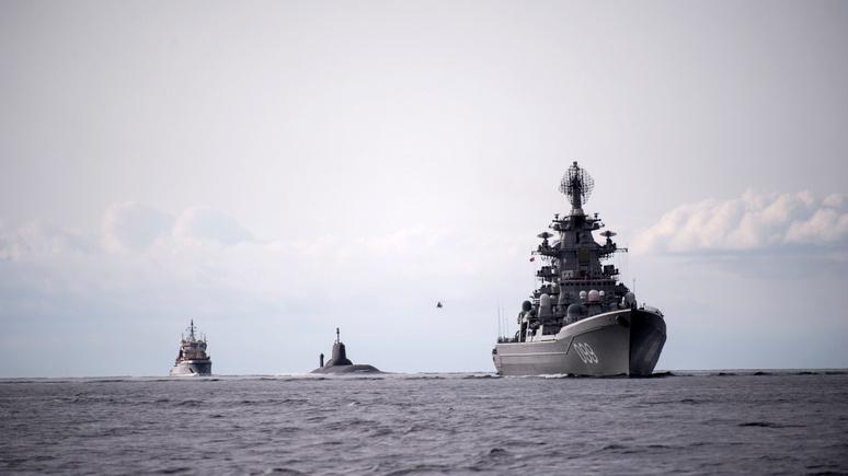 NI: российский «Статус-6» вдохновил Китай на создание собственного подводного дрона