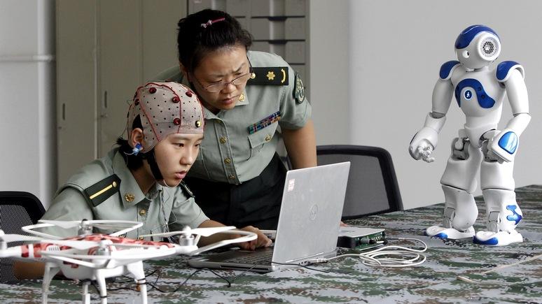 Times: Китай решил внедрить в дипломатию искусственный интеллект