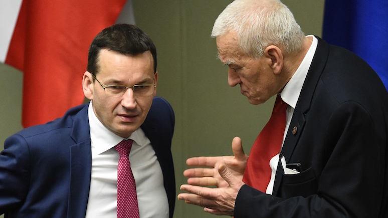 Польский политик: немцы хотели нас уничтожить, россияне — «только» освободить