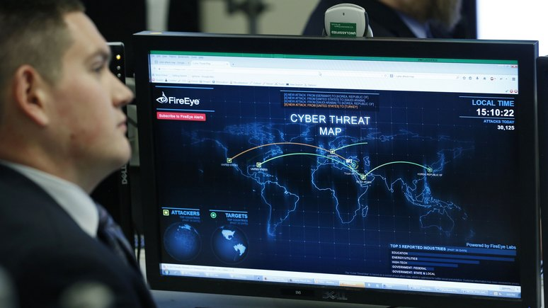 Bloomberg: российские кибератаки Эстония не оставит без ответа