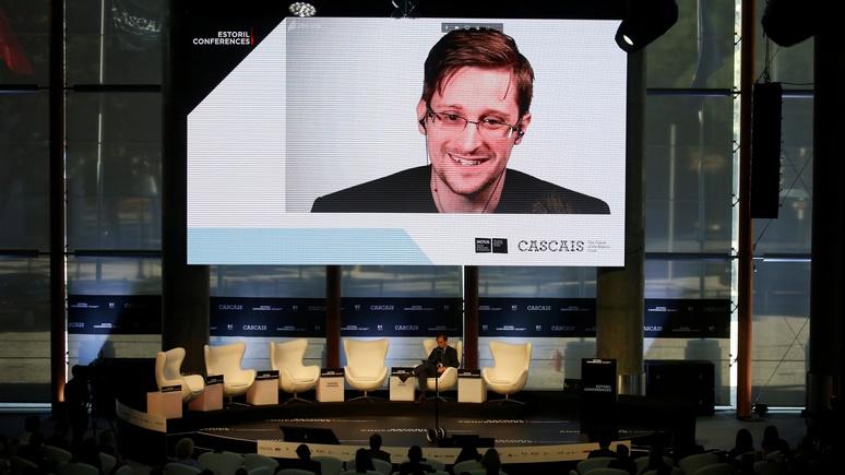 Bild вспомнил о Сноудене — он в России уже пять лет