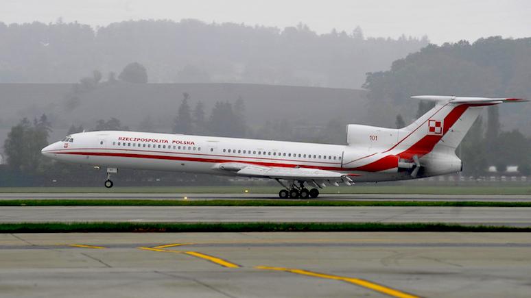 Wyborcza: Россия разрешила польским прокурорам приехать и изучить обломки Ту-154