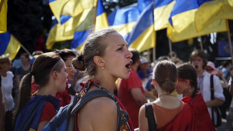 Bloomberg:  «евромайдан» дал Украине шанс на реформы, но она его упустила
