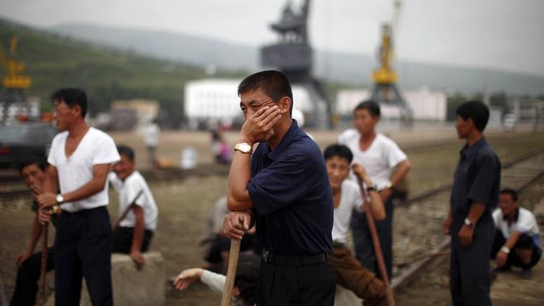WSJ: США заподозрили Россию в том, что она в обход санкций ООН принимает северокорейских рабочих