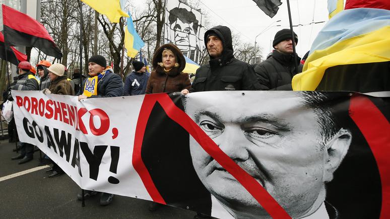 Economist: Киев нанёс «ответный удар» по украинским борцам с коррупцией