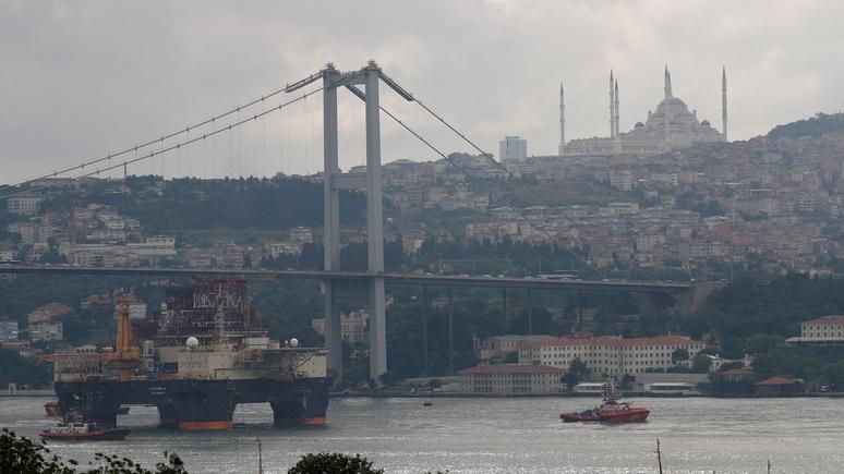 Die Welt: новые санкции США грозят довести Турцию до банкротства